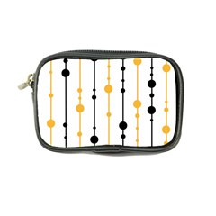 Yellow, black and white pattern Coin Purse