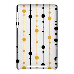 Yellow, black and white pattern Nexus 7 (2012)