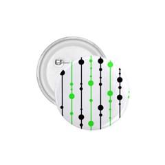 Green pattern 1.75  Buttons