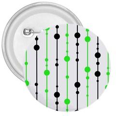 Green pattern 3  Buttons