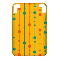 Yellow, green and red pattern Kindle 3 Keyboard 3G