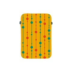 Yellow, green and red pattern Apple iPad Mini Protective Soft Cases