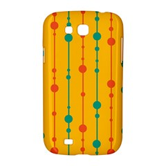 Yellow, green and red pattern Samsung Galaxy Grand GT-I9128 Hardshell Case