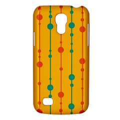 Yellow, green and red pattern Galaxy S4 Mini