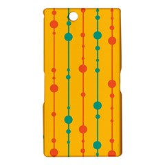 Yellow, green and red pattern Sony Xperia Z Ultra
