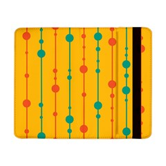 Yellow, green and red pattern Samsung Galaxy Tab Pro 8.4  Flip Case