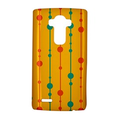 Yellow, green and red pattern LG G4 Hardshell Case