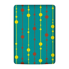 Green, yellow and red pattern Kindle 4