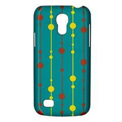 Green, yellow and red pattern Galaxy S4 Mini