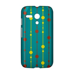 Green, yellow and red pattern Motorola Moto G