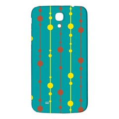 Green, yellow and red pattern Samsung Galaxy Mega I9200 Hardshell Back Case
