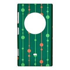 Green pattern Nokia Lumia 1020