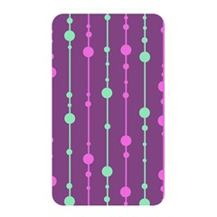 Purple and green pattern Memory Card Reader