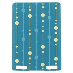 Blue pattern Kindle Touch 3G