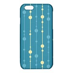 Blue pattern iPhone 6/6S TPU Case