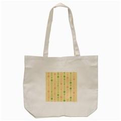 Pastel pattern Tote Bag (Cream)