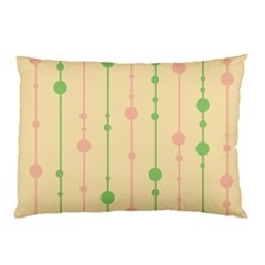Pastel pattern Pillow Case