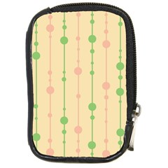 Pastel pattern Compact Camera Cases