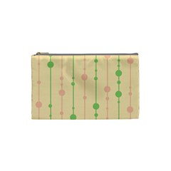Pastel pattern Cosmetic Bag (Small)