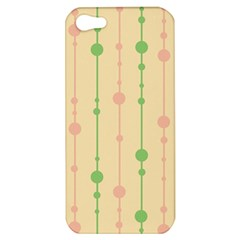 Pastel pattern Apple iPhone 5 Hardshell Case