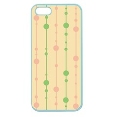 Pastel pattern Apple Seamless iPhone 5 Case (Color)