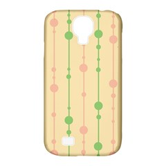 Pastel pattern Samsung Galaxy S4 Classic Hardshell Case (PC+Silicone)