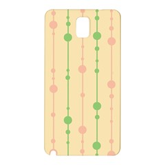Pastel pattern Samsung Galaxy Note 3 N9005 Hardshell Back Case