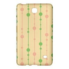 Pastel pattern Samsung Galaxy Tab 4 (8 ) Hardshell Case