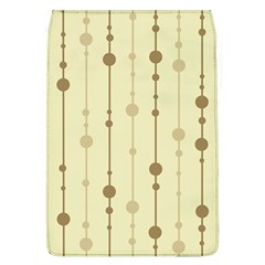 Brown pattern Flap Covers (L)