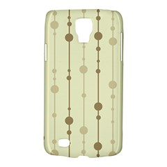 Brown pattern Galaxy S4 Active