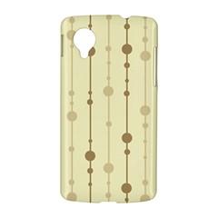 Brown pattern LG Nexus 5