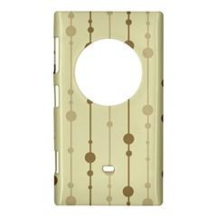 Brown pattern Nokia Lumia 1020