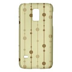 Brown pattern Galaxy S5 Mini