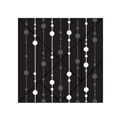Black and white pattern Acrylic Tangram Puzzle (4  x 4 )