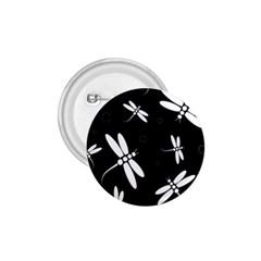 Dragonflies pattern 1.75  Buttons