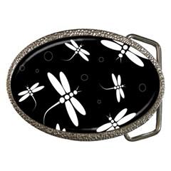 Dragonflies pattern Belt Buckles