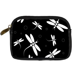 Dragonflies pattern Digital Camera Cases