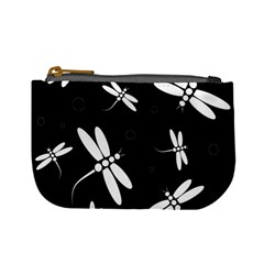 Dragonflies pattern Mini Coin Purses
