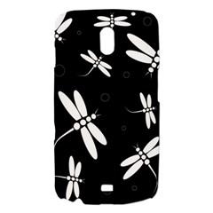 Dragonflies pattern Samsung Galaxy Nexus i9250 Hardshell Case
