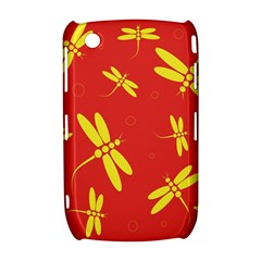 Red and yellow dragonflies pattern Curve 8520 9300
