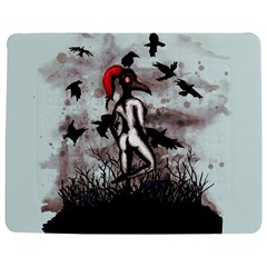 Dancing With Crows Jigsaw Puzzle Photo Stand (Rectangular)