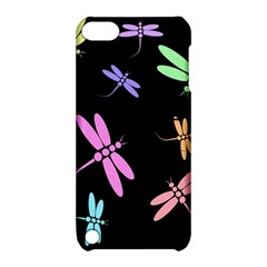 Pastel dragonflies Apple iPod Touch 5 Hardshell Case with Stand