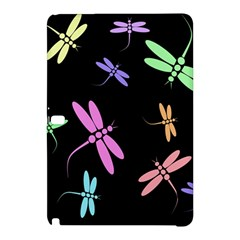 Pastel dragonflies Samsung Galaxy Tab Pro 12.2 Hardshell Case