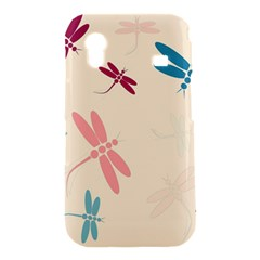 Pastel dragonflies  Samsung Galaxy Ace S5830 Hardshell Case