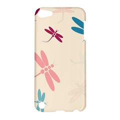 Pastel dragonflies  Apple iPod Touch 5 Hardshell Case