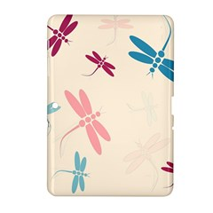 Pastel dragonflies  Samsung Galaxy Tab 2 (10.1 ) P5100 Hardshell Case