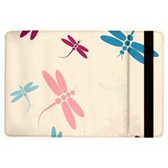 Pastel dragonflies  iPad Air Flip