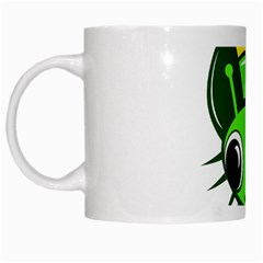 Transparent Firefly White Mugs