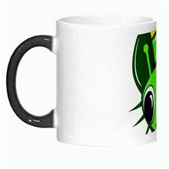 Transparent Firefly Morph Mugs