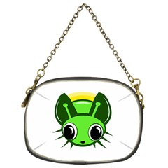 Transparent firefly Chain Purses (Two Sides)